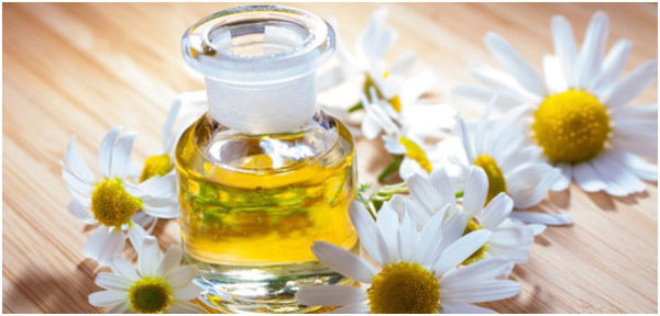 Chamomile to Reduce the Skin Asthma