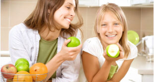 Nutritious Food For Girls During Puberty