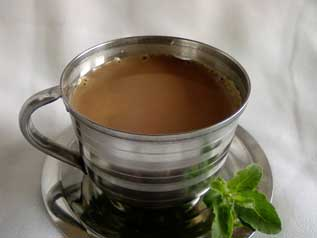 Tulsi acts as a Stress Buster