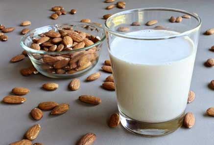 Almonds & Milk Remedy