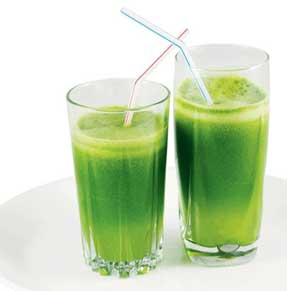 Amla Juice helps to Improve the Digestive