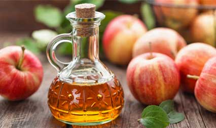 Apple Cider Vinegar Relieves Congestion