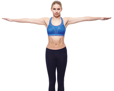 Arm Circles Amazing Exercises to Build Muscle mass and Burn Fat