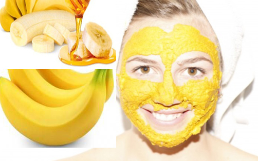 Image result for banana facial mask
