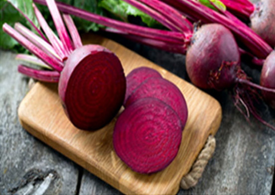 Beetroot Help In Detoxifying The Liver
