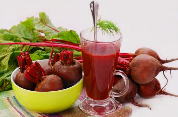 Beetroot natural properties to reduce the gradually darkness of your lips