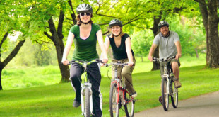 Bicycle riding; Healthy and Low-impact Exercise