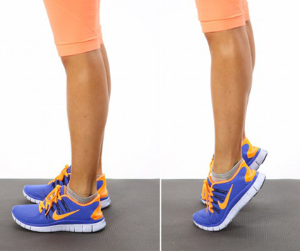 Calf Raises Build Muscle mass and Burn Fat