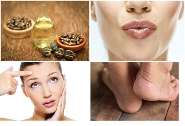 Beauty Benefits Of Using Castor Oil