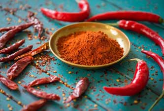 Cayenne Pepper is very effective in curing cervical pain