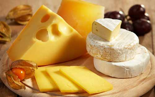 Cheese Health Benefits Prevents Tooth Decay