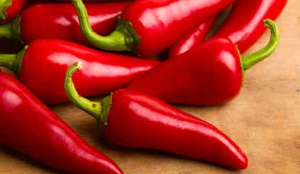 Chilli Reduces Inflammation