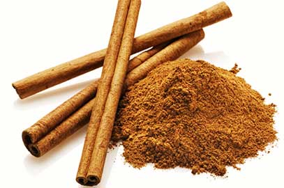cinnamon powder as a birth control measure