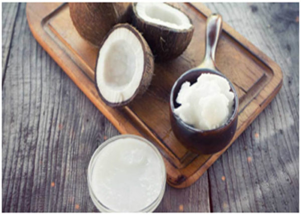 Coconut Oil  To Treat Dry Skin On Face
