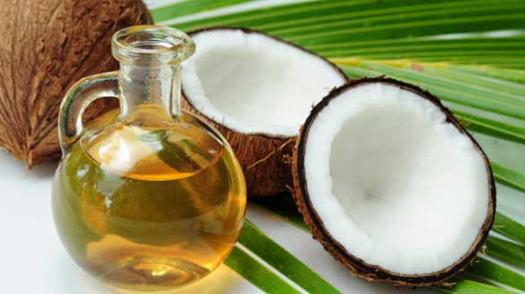 Coconut Oil Home Remedy for Hair Growth