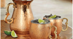Useful Reasons Of Drinking Water From A Copper Pot