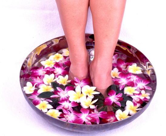 Get Soft Feet and Palms