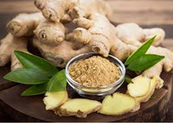 Ginger Help In Detoxifying The Liver