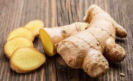 Ginger Natural Remedies for Relief from Stomach Ache