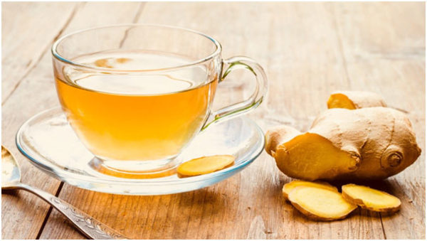 Ginger Tea To Manage Gastroparesis