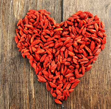 Goji Berry Keeps Heart Healthy