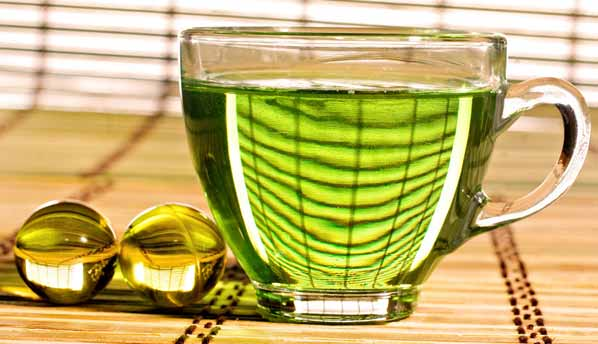 Green Tea Reduce your risk of Alzheimer's and Parkinson's