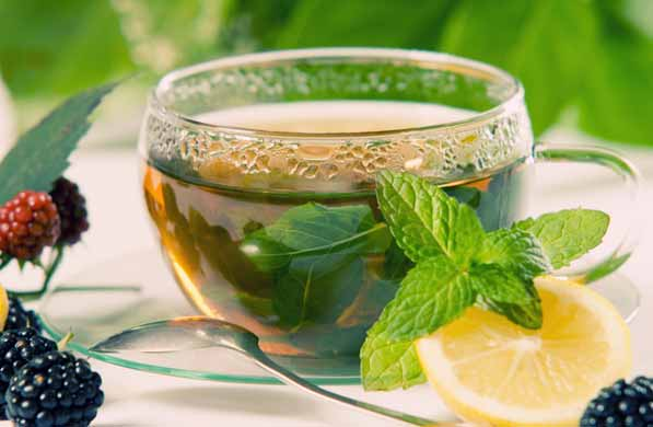 Green Tea help in fat burning and improve metabolism