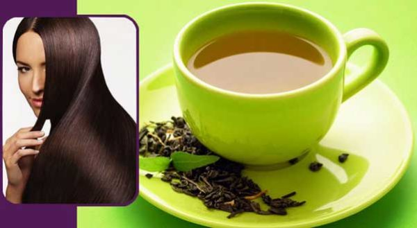Green Tea Home Remedy for Hair Growth