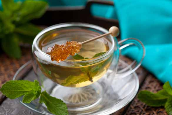 Green Tea which will kill Bacteria, Improve your Dental Health and Risk of Infection