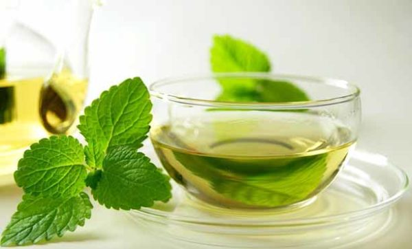 Green Tea which will lower your risk of cardiovascular disease