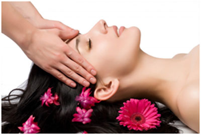 Hair Massage helps in promoting blood circulation and grows hair on a faster rate