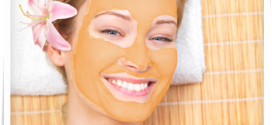 Effective Homemade Remedies to Get Clear Skin - Turmeric Remedy