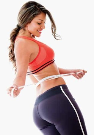 How to Lose Fat from Butt and Thigh Region Easily!
