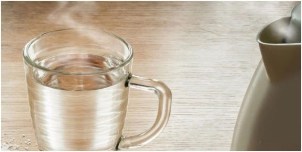 Drink Lukewarm water Steam For Cough And Cold