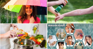 Safety Tips During Monsoons