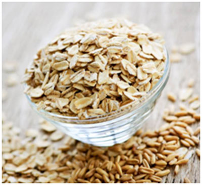 Oatmeal is rich in protein that helps in growing strong bones
