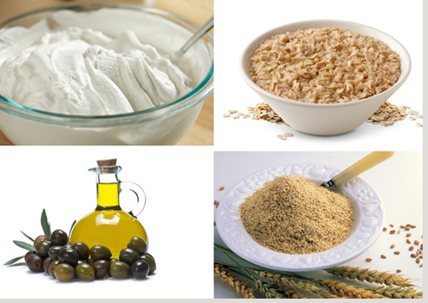 Oatmeal with Wheat Germ