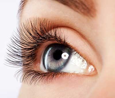 Olive oil to grow eyelashes longer
