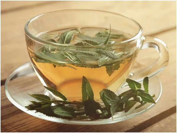 Sage Tea To Dry Up The Breast Milk