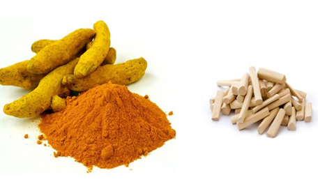 Sandalwood Turmeric Powder Pack