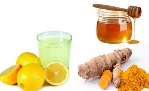 Turmeric Powder Home Made Remedy