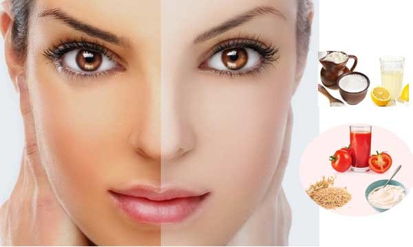 Whiten your Skin Naturally with Home Remedies