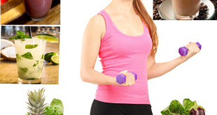 Workout Food & Nutrition Rich Juices