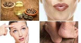 Beauty Benefits Of Using Castor Oil