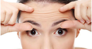 Simple Ways Will Give You Freedom From Forehead Wrinkles