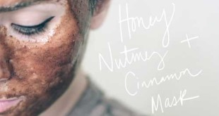 DIY Honey Nutmeg Cinnamon Mask