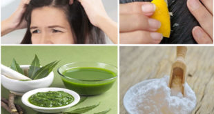 Best Home Remedies For Treating An Itchy Scalp