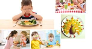 How to Deal with A Fussy Eating Toddler