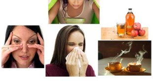 How to Get Rid of Blocked Nose
