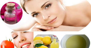 Simple and Effective Homemade Toners for Oily Skin